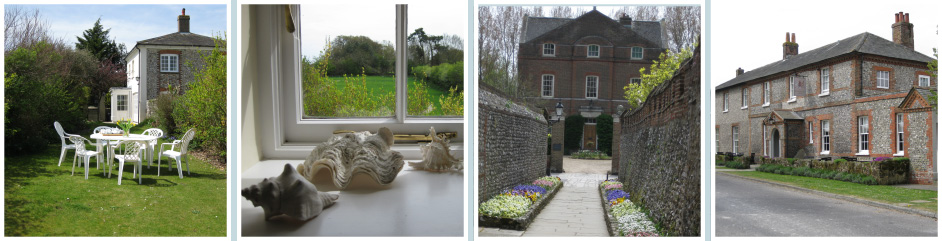 Pictures of South Cottage and the surrounding Goodwood and Chichester area